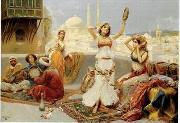 unknow artist Arab or Arabic people and life. Orientalism oil paintings 126 china oil painting reproduction