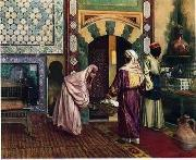 unknow artist Arab or Arabic people and life. Orientalism oil paintings  373 china oil painting reproduction