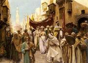 unknow artist Arab or Arabic people and life. Orientalism oil paintings  507 oil painting picture wholesale