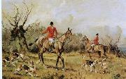 unknow artist Classical hunting fox, Equestrian and Beautiful Horses, 077. china oil painting reproduction