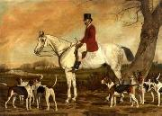 unknow artist Classical hunting fox, Equestrian and Beautiful Horses, 037. china oil painting reproduction
