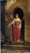 unknow artist Arab or Arabic people and life. Orientalism oil paintings 448 oil painting picture wholesale