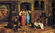 unknow artist Arab or Arabic people and life. Orientalism oil paintings 598 oil painting picture wholesale