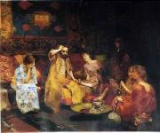 unknow artist Arab or Arabic people and life. Orientalism oil paintings 294 china oil painting reproduction