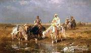 unknow artist Arab or Arabic people and life. Orientalism oil paintings  361 china oil painting reproduction