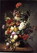 unknow artist Floral, beautiful classical still life of flowers.057 china oil painting reproduction