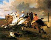 unknow artist Classical hunting fox, Equestrian and Beautiful Horses, 233. china oil painting reproduction