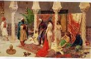 unknow artist Arab or Arabic people and life. Orientalism oil paintings 619 china oil painting reproduction
