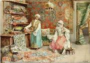 unknow artist Arab or Arabic people and life. Orientalism oil paintings 580 oil painting picture wholesale