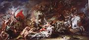 Benjamin West Death on the Pale Horse china oil painting reproduction
