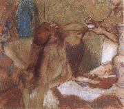 Edgar Degas Breakfast china oil painting reproduction