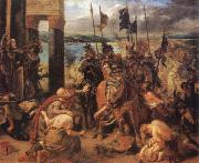 Eugene Delacroix Unknown work china oil painting reproduction