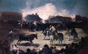 Francisco Goya The Bullfight china oil painting reproduction