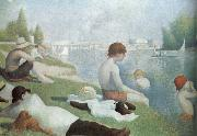 Georges Seurat Bath china oil painting reproduction
