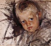 Nikolay Fechin Portrait of baby china oil painting reproduction
