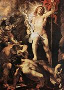 RUBENS, Pieter Pauwel The Resurrection of Christ china oil painting reproduction
