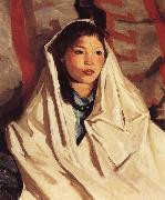 Robert Henri Girl china oil painting reproduction
