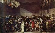 unknow artist French revolution china oil painting reproduction