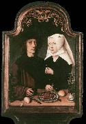 unknow artist Portrait of the Artist and his Wife china oil painting reproduction