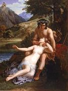 Alexandre  Cabanel The Love of Acis and Galatea china oil painting reproduction