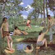 Bazille, Frdric Bathers china oil painting reproduction