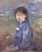 Berthe Morisot The Girl china oil painting reproduction
