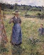 Camille Pissarro The Tedder china oil painting reproduction