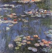 Claude Monet Waterlilies china oil painting reproduction