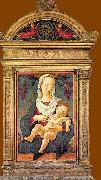 Cosimo Tura The Madonna of the Zodiac china oil painting reproduction