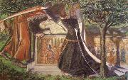 Dante Gabriel Rossetti Arthur-s Tomb china oil painting reproduction