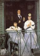 Edouard Manet The Balcony china oil painting reproduction