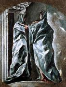 El Greco The Visitation china oil painting reproduction