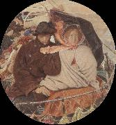 Ford Madox Brown The Last of England china oil painting reproduction