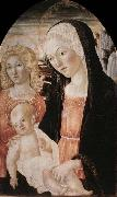 Francesco di Giorgio Martini Madonna and Child with an Angel china oil painting reproduction