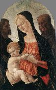 Francesco di Giorgio Martini Madonna and Child with two Saints china oil painting reproduction