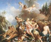 Francois Boucher The Rape of Europa china oil painting reproduction