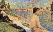 Georges Seurat Bather china oil painting reproduction