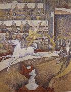 Georges Seurat The Circus china oil painting reproduction