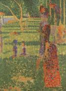 Georges Seurat Couple china oil painting reproduction