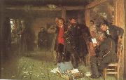 Ilya Repin Arrest china oil painting reproduction