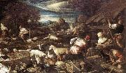 Jacopo Bassano Noah's Sacrifice china oil painting reproduction
