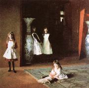 John Singer Sargent The Boit Daughters china oil painting reproduction