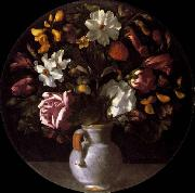 Juan de Flandes Vase of Flowers china oil painting reproduction
