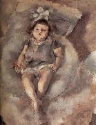 Jules Pascin Baby china oil painting reproduction