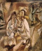 Jules Pascin Hawana in the grogshop china oil painting reproduction