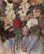 Jules Pascin Flower and vase china oil painting reproduction