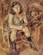 Jules Pascin General Girl china oil painting reproduction