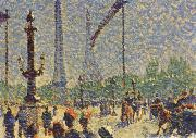 Louis Hayet Paris china oil painting reproduction