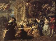 Peter Paul Rubens The garden of love china oil painting reproduction