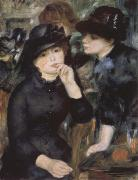 Pierre-Auguste Renoir Two Girls china oil painting reproduction